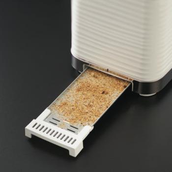 Inspire 2 Slice Toaster - White