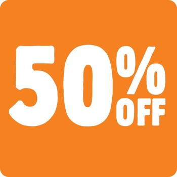 50% off All Tents by Spinifex & Dune