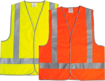 UniSafe Hi-Vis Safety Vests
