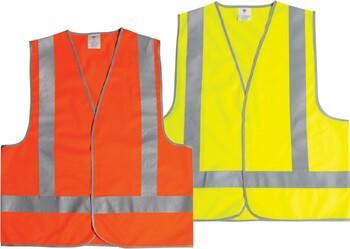 Hi-Visibility Safety Vests