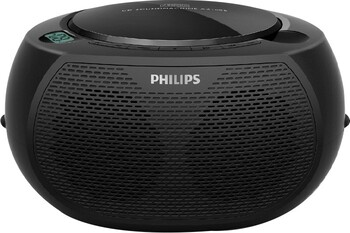 Philips Sound Machine Portable CD Player with FM Radio