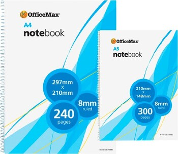 OfficeMax® Notebooks