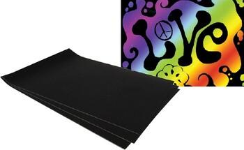 Teter Mek A4 Scraper Cards