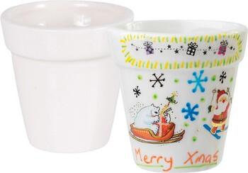 Teter Mek Ceramic Flower Pots