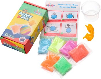 Funbox Make Your Own Bouncing Ball Kit