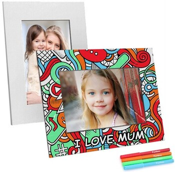 Funbox Design Your Own Picture Frames