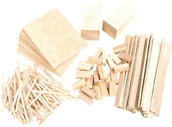 Craft Smart Balsawood Assorted Basics