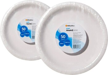 OfficeMax® Paper Plates