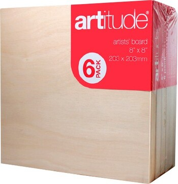 Artitude Artists' Board Value Packs