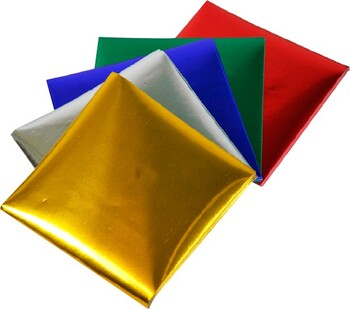 Rainbow Decorative Coloured Foil