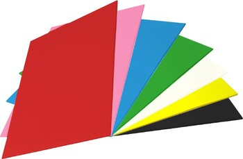 Teter Mek Coloured Cardboard