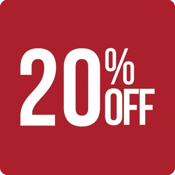 20% off 360 Degree Stoves & Accessories