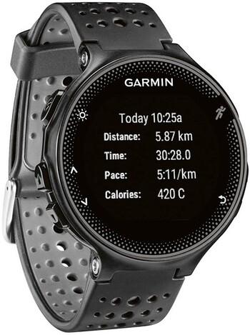 Garmin Forerunner 235 - Black/Grey