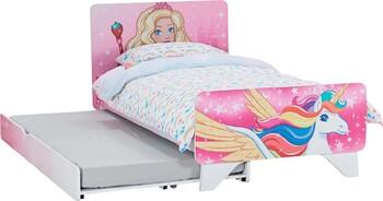 Barbie Single Bed