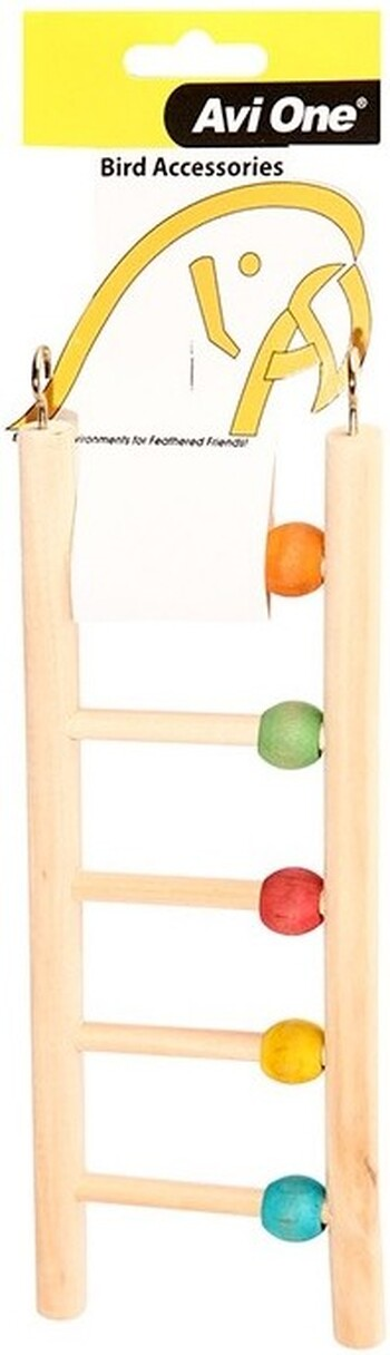 Rung Ladder with Beads