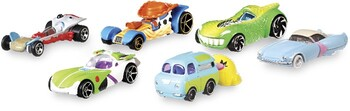 Toy Story 4 Assorted Hot Wheels Toy Story