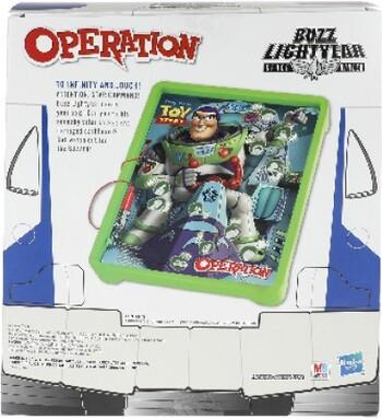 Toy Story 4 Buzz Lightyear Operation