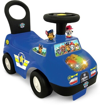 Paw Patrol Large Police Racer Foot to Floor Fun Rider
