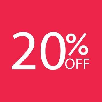 20% off PJ Masks
