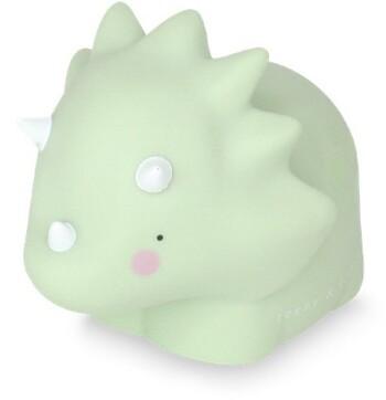 Teeny & Tiny Little Night Light - Triceratop