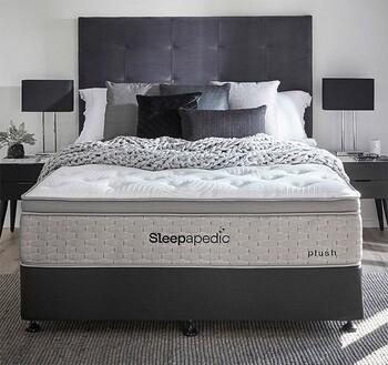 NEW Sleepapedic Queen Mattress