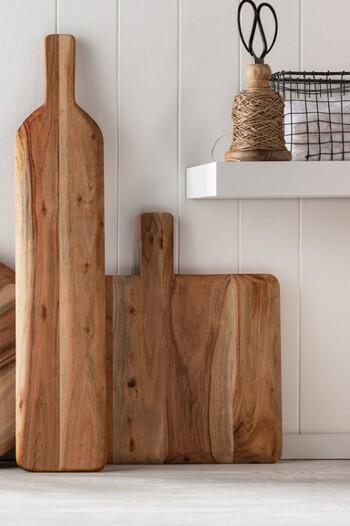 Square Timber Board