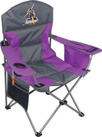 NRL Storm Camp Chair