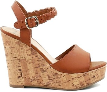 &me Cork Wedges