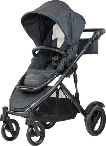 Steelcraft™ Strider Compact™ Deluxe Edition Travel System Stroller