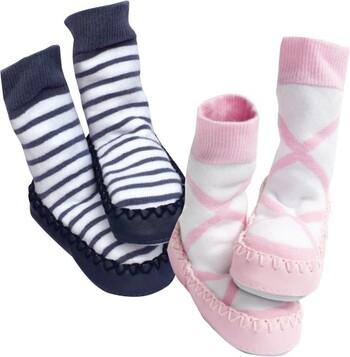 Mocc Ons Slipper Socks
