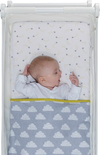 SnüzPod3 Bassinet Bedding Set