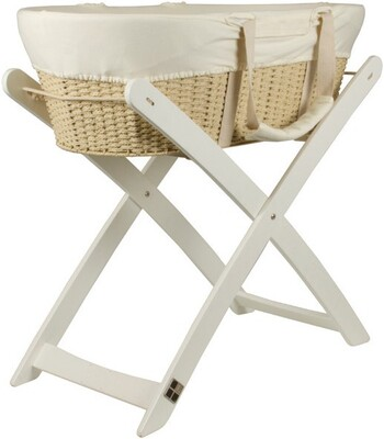 Bebe Care Moses Basket & Stand
