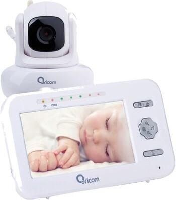 Oricom SC850 Digital Pan-Tilt Video Baby Monitor