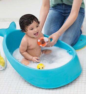 Skip Hop Moby Smart Sling 3 Stage Bathtub