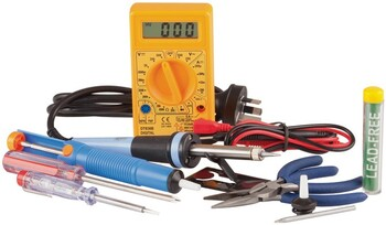 Your First Soldering Iron Kit