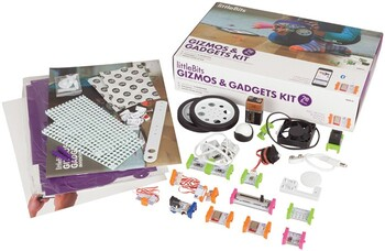 LittleBits™ Gizmos and Gadgets Kit