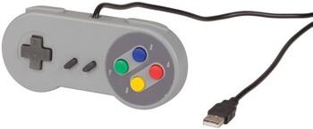 Retro NES Style Controller