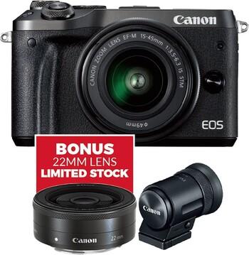 NEW Canon EOS M6 Mark II