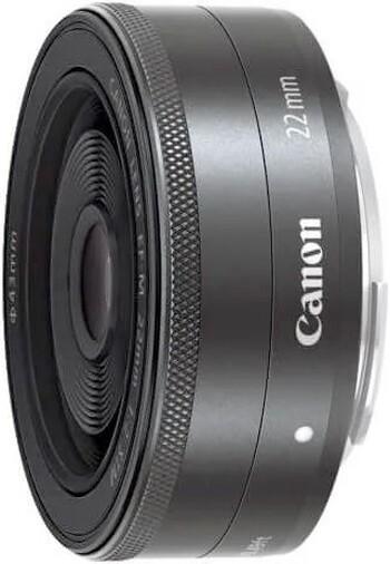 Canon EF-M 22mm f2-STM Lens