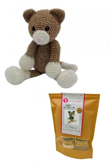 Hardicraft DIY Animal Crochet Kit