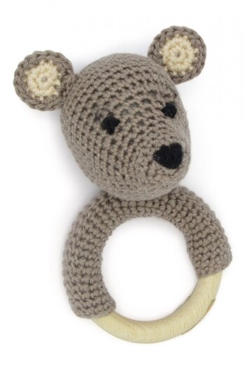 Hardicraft DIY Baby Rattle Crochet Kit