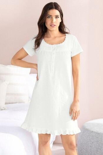 Mia Lucce Cap Sleeve Nightie