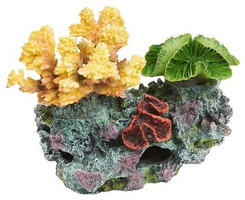 Aqua One Live Rock Corals Ornament