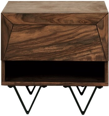 Wyatt 1 Drawer Bedside Table