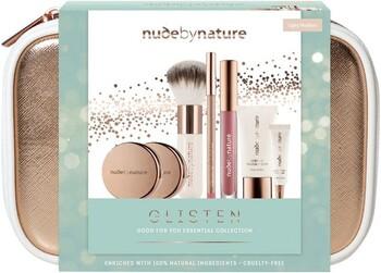 Nude by Nature Glisten Mini Complexion Collection