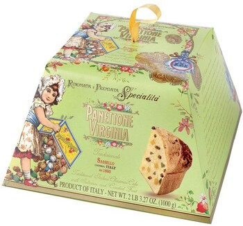 Virginia Classic Panettone in Gift Box 1kg