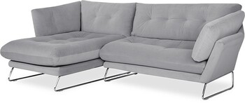 Alfie 2 Seat Modular Sofa with Chaise