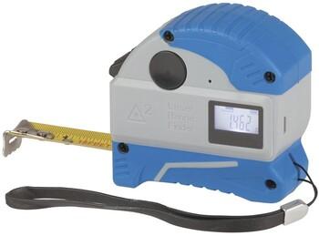 2-in-1 Laser Measuring Tape