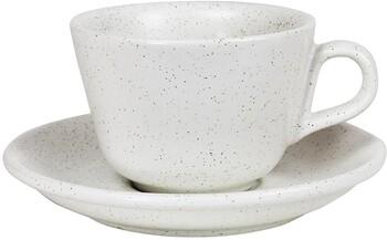 """The Standard Cappuccino Set 160ml / D14cm 5.4oz / D5.5"""" - Shell"""
