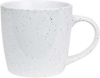 Granite Mug Set (4) 350ml 11.8oz - White Granite